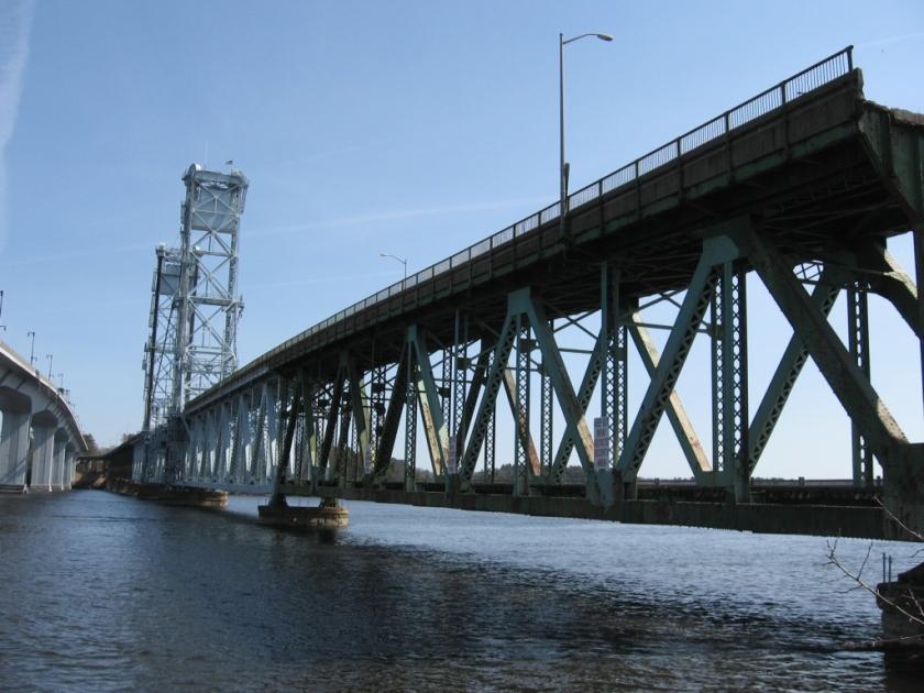 Bath Bridge (ME, USA)