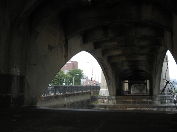 Green Line Bridge, Boston 2010