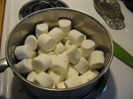 whole marshmallows