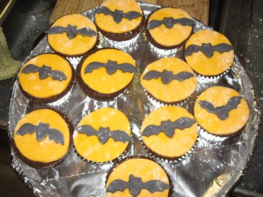 Bat Cakes!