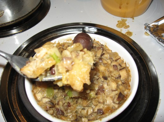 Mini-Thanksgiving Casserole