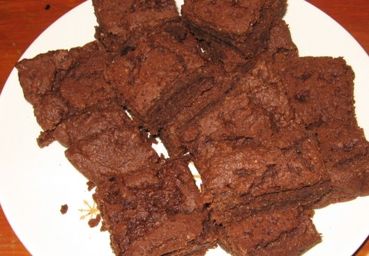 At Last! Gluten-free Brownies