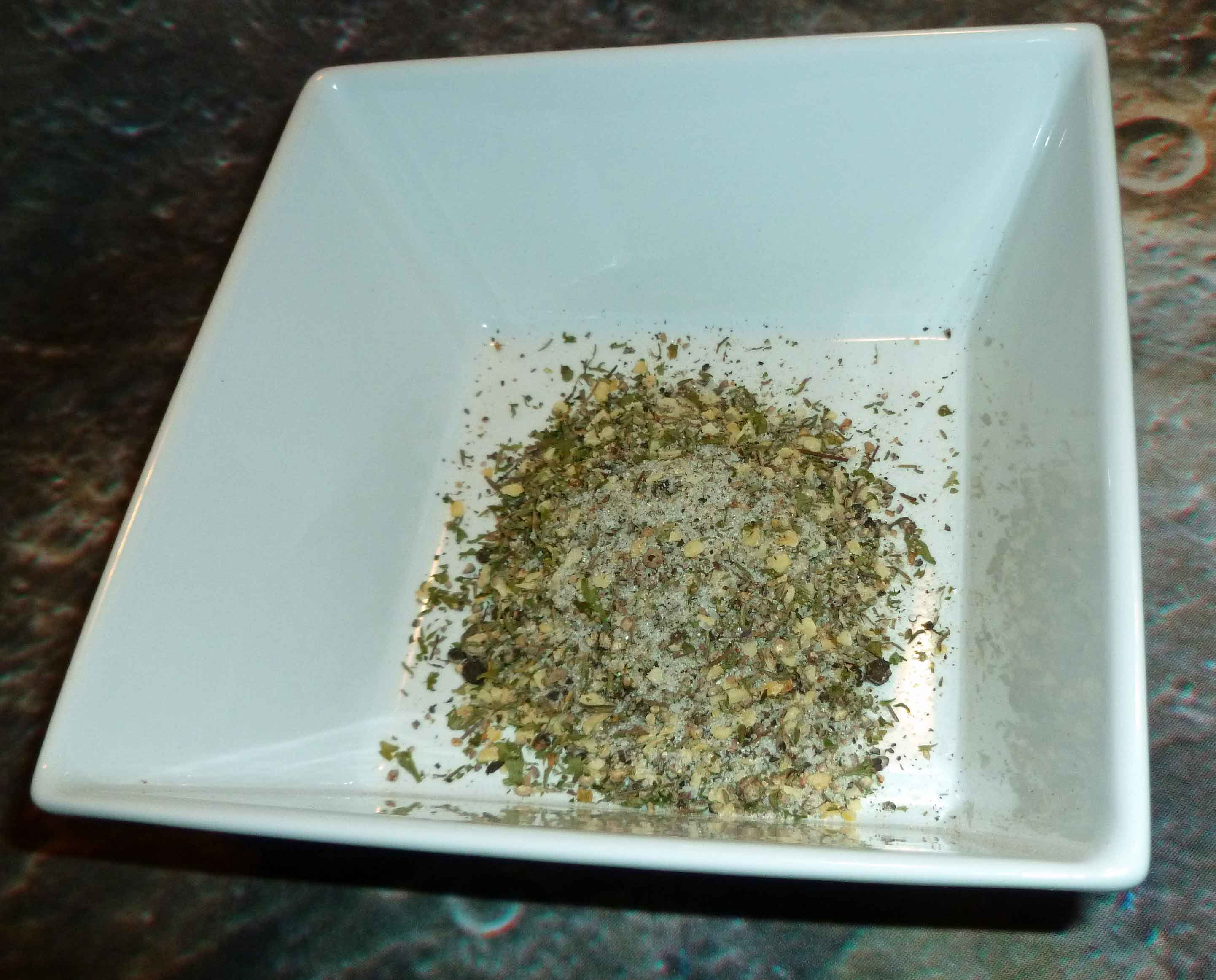 DIY Creamy Peppercorn Dressing Mix