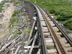 Mt. Washington's Cog Railway