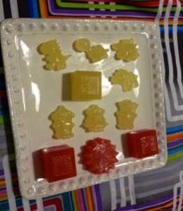 Fruit Flavored Gummy Candy