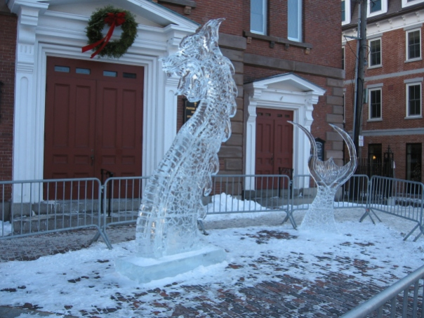 Ice Dragon, Portsmouth, 2009