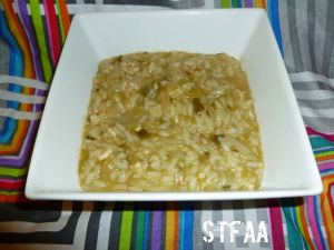Green Tomatillo Rice