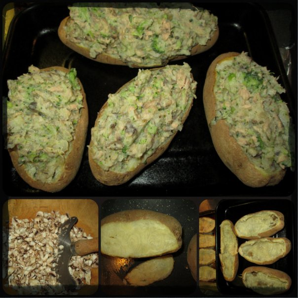 Potatoes in Process