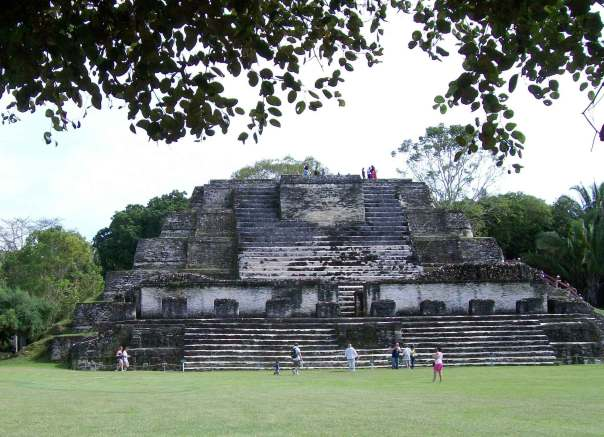 Mayan Ruins in Belize, because why not?