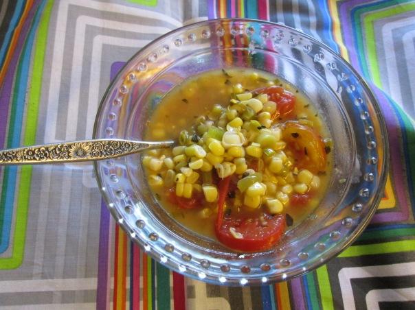 Fresh Corn Stew