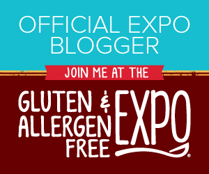 Official GFAF Expo Blogger Badge