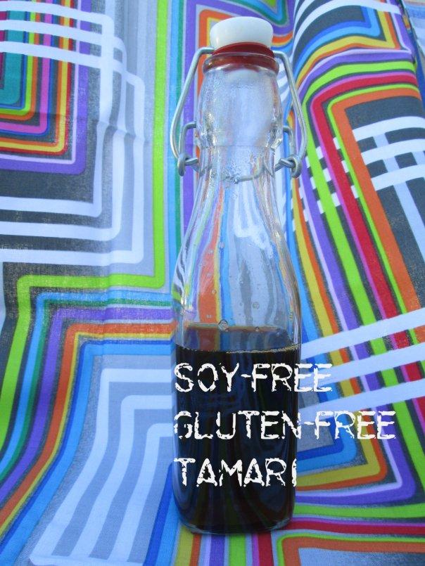 Soy-Free Gluten-Free Tamari