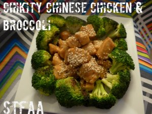 Chickity Chinese Chicken & Broccoli