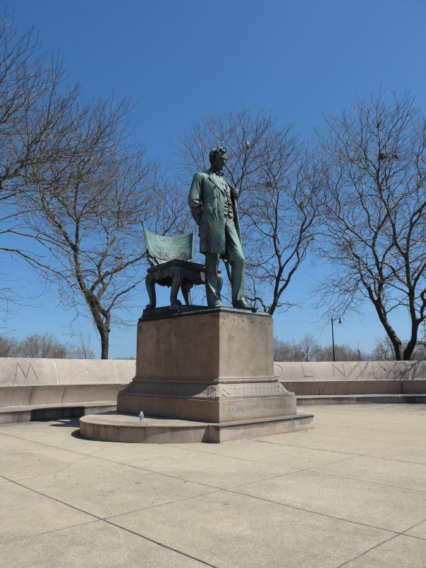Abe Lincoln, Chicago
