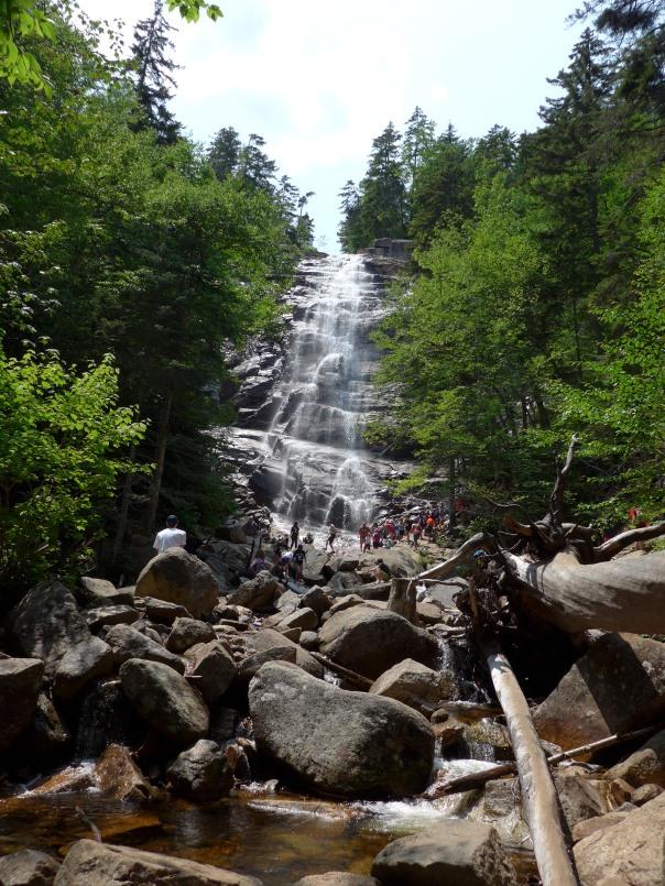 Arethusa Falls, White Mountains NH